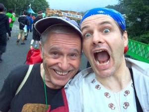 Pops and Jonny