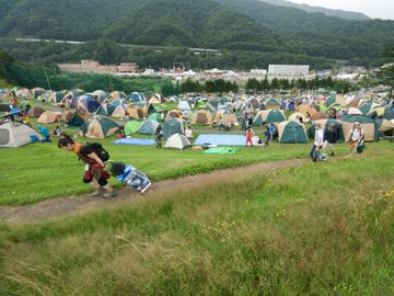 fuji_campsite