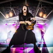 Bo Ningen at Fuji Rock 2013