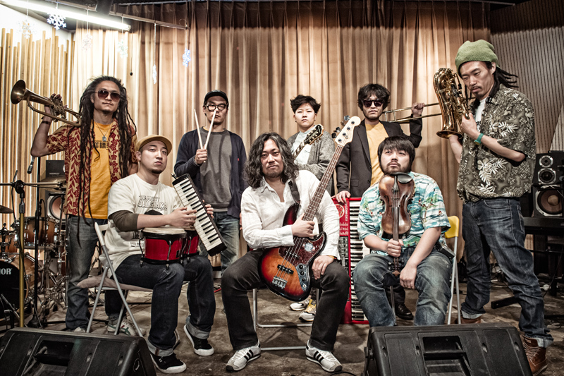 Korean Reggae! Interview with NST & The Soul Sauce
