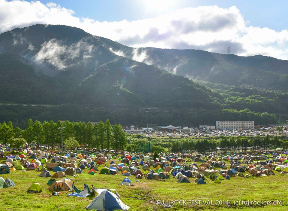Why choose Fuji Rock?