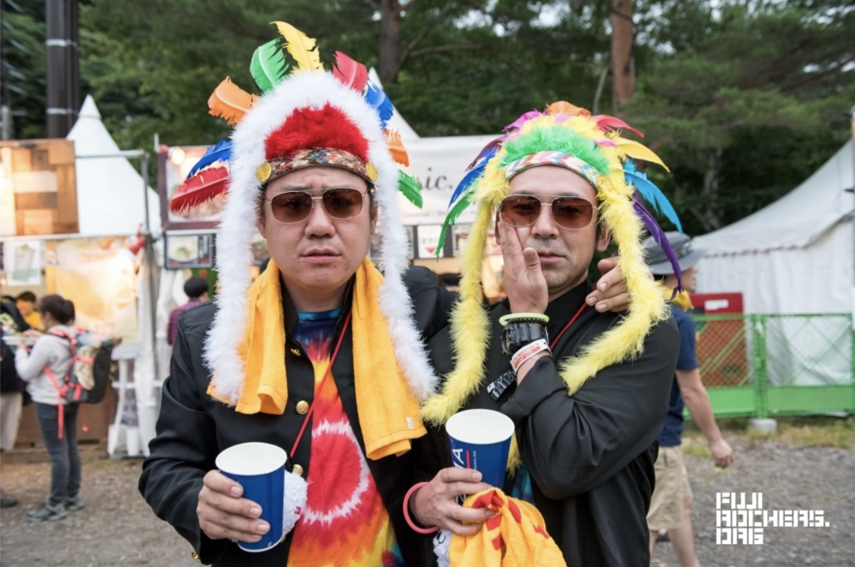 The Complete Guide To Not Being A Problematic Fuji Rock Participant