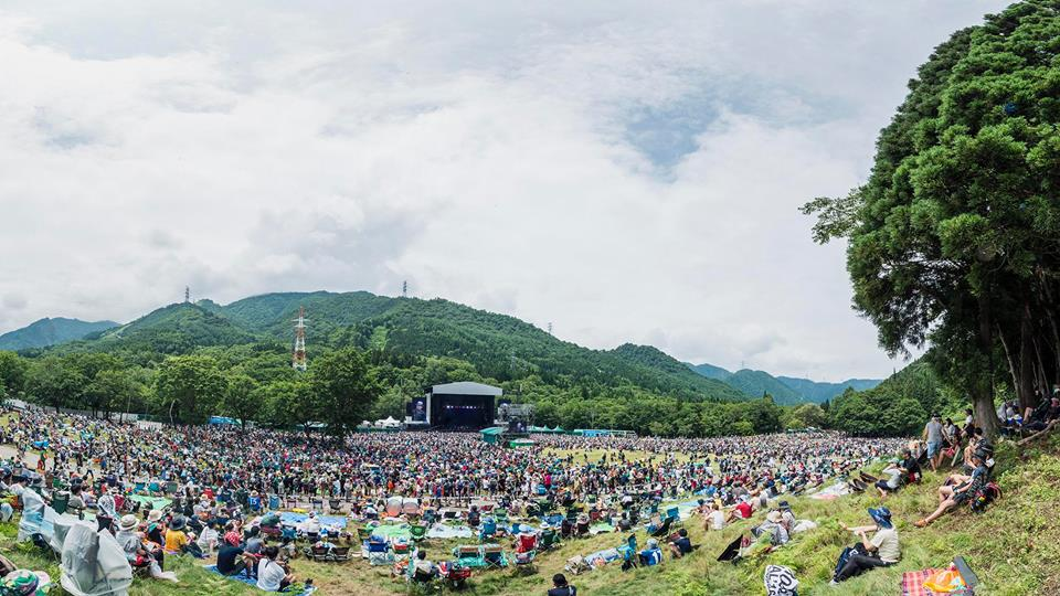 5 reasons to get excited about Fuji Rock 2018