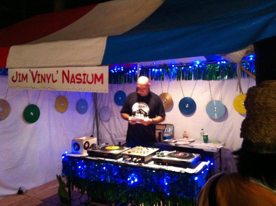 Jim Vinyl Nasium 2012