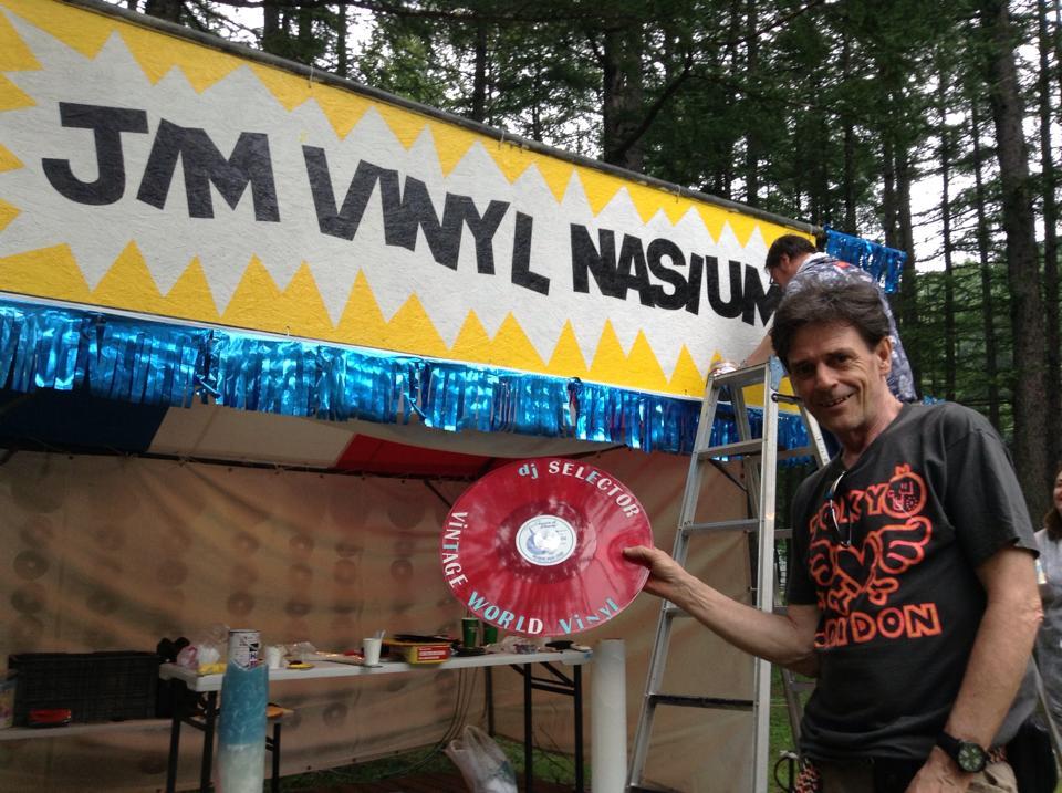Jim Vinyl Nasium_2014_photo koichi
