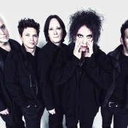 The Cure Promo Pic - Fuji Rock 2019