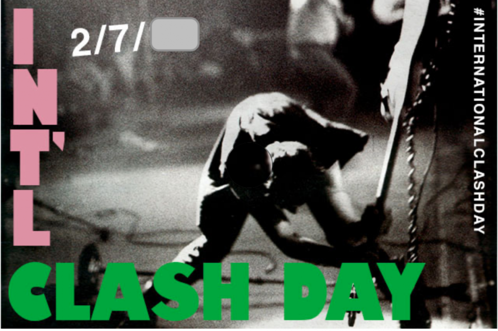 Int'l Clash Day Friday Feb 7